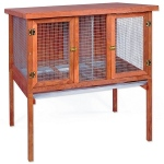 Ware Heavy Duty Double Rabbit Hutch