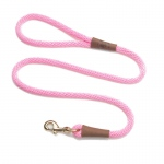 "Mendota Snap Leash: Hot Pink, 1/2"" x 4'"