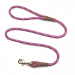 "Mendota Snap Leash: Rasp Conf, 1/2"" x 4'"