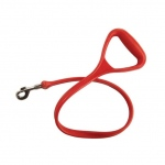 "BihlerFlex The Walker, 34"" Shock Absorbing Leash, Red"