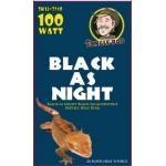 Jungle Bob Nocturnal Heat Bulb: Black As Night, 100W