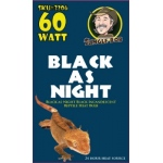 Jungle Bob Nocturnal Heat Bulb: Black As Night, 60W