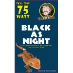 Jungle Bob Nocturnal Heat Bulb: Black As Night, 75W