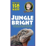 Jungle Bob Day Blue Heat Lamp: Bright, 150W