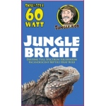 Jungle Bob Day Blue Heat Lamp: Bright, 60W