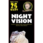 Jungle Bob Infared Heat Bulb: Night Vision, 25W