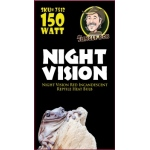 Jungle Bob Infared Heat Bulb: Night Vision, 150W