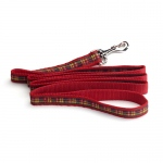 Color Pet™ Casey & Eddy Buchanan/Red Leash: Small