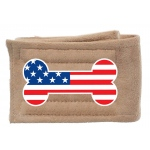 Peter Pads Tan Size XL USA Bone Flag Single