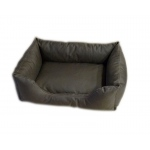 Carolina Pet Products BRUTUS TUFF KUDDLE LOUNGE: Olive