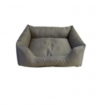 Carolina Pet Products BRUTUS TUFF KUDDLE LOUNGE: Khaki