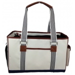 Pet Life Fashion 'Yacht Polo' Pet Carrier: One Size, As Displayed