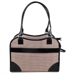 Pet Life Exquisite' Handbag Fashion Pet Carrier: One Size, As Displayed