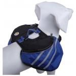 Pet Life Everest Pet Backpack: Large, Blue