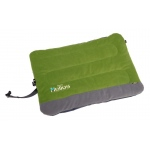 Helios Combat-Terrain Outdoor Cordura-Nyco Travel Folding Dog Bed: Large, Olive Green, Grey