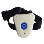 Pet Life Non-Shock Safe Anti-Bark Collar: One Size, As Displayed
