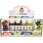 Vitawag All Natural Super Concentrated Dog and Cat Liquid Supplements: 16 Assorted Pack, Assorted