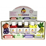 Vitawag All Natural Super Concentrated Dog and Cat Liquid Supplements: 24 Assorted Pack, Assorted