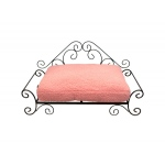 Big Heart Pet Bed Pink