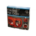 Bulk buys Folding pet crate