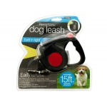 Bulk buys Retractable dog leash with led light