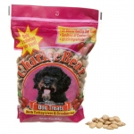 Charlee Bear Dog Treat Liver and Cranberry 16oz