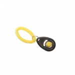 Starmark Dog Training Click with Wristband Black / Yellow